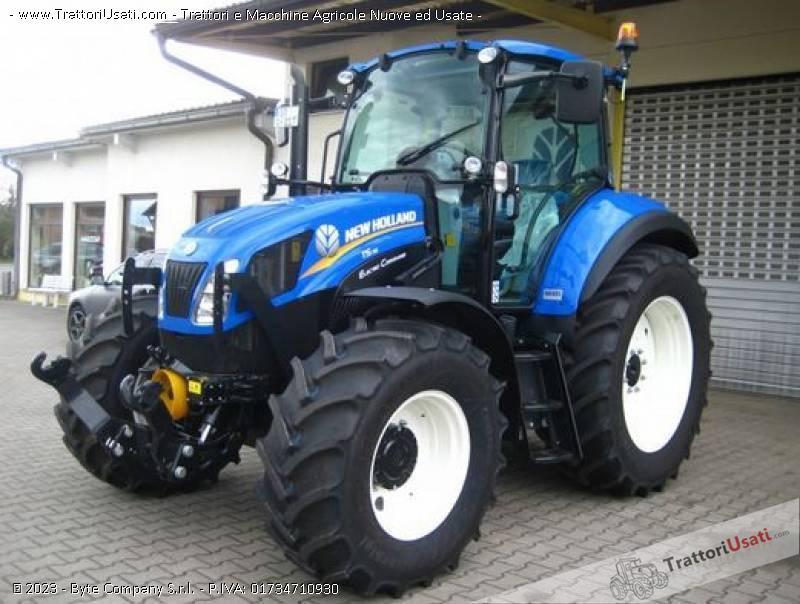 Trattore new holland for Vendita trattori usati lazio