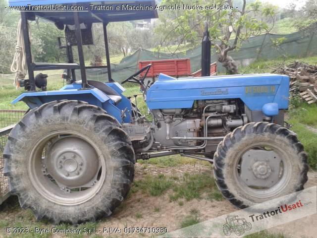 Trattore landini dt 5000 special for Vendita trattori usati lazio