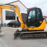Foto 2 Escavatore jcb - 8085 eco slovenija