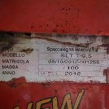 Foto 3 Spaccalegna basculante  - slt t9.5 zanon
