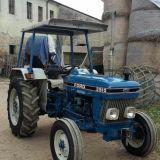 Foto 1 Trattore ford - 3910 ll serie