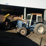 Foto 2 Trattore ford - 7700dt