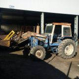 Foto 3 Trattore ford - 7700dt