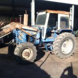 Foto 4 Trattore ford - 7700dt