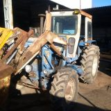Foto 5 Trattore ford - 7700dt