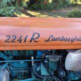 Foto 3 Trattore d'epoca lamborghini - 2241r