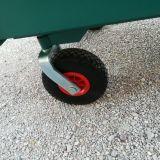 Foto 4 Carrellino per motocoltivatore  - cm p1
