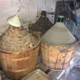 Foto 3 Botti  - per cantina vino in cemento 5.5 hl