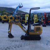 Foto 1 Mini escavatore  - 300.9d caterpillar