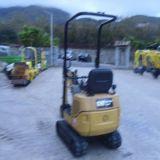 Foto 3 Mini escavatore  - 300.9d caterpillar