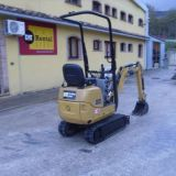 Foto 4 Mini escavatore  - 300.9d caterpillar