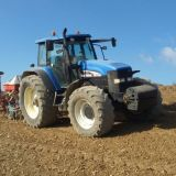 Foto 1 Trattore new holland - tm 190