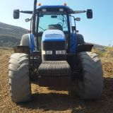 Foto 2 Trattore new holland - tm 190
