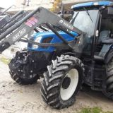 Foto 2 Trattore new holland - ts 100 a plus