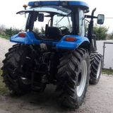 Foto 3 Trattore new holland - ts 100 a plus
