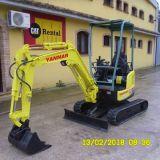 Foto 4 Mini escavatore yanmar - vio 17