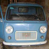 Furgone Fiat 850