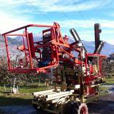 Raccoglitore frutta  Zucal apple system