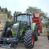 Trattore Claas  Ares 657 atz
