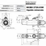 Miniservo pompa differenziale Goldoni 020303883