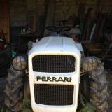 Trattore d'epoca Ferrari Mc60