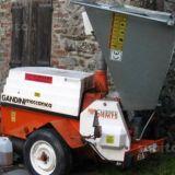 Cippatrice  Gandini mts 04 diesel