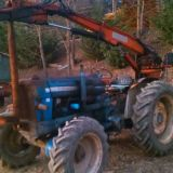 Trattore forestale Ford 5000