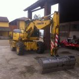 Escavatore  Komatsu pw98 mr-6