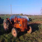 Trattore d'epoca Fiat 25