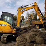 Escavatore Jcb 8065 rts