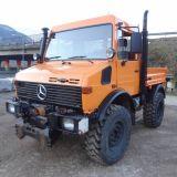 Unimog Mercedes U1400 turbo - 136 cv