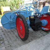 Motoranghinatore  Repossi 5 aspi idraulico