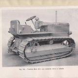 Libretto uso e manutenzione Fiat Trattrice cingolata 55l