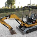 Escavatore  Cat 301.8 c