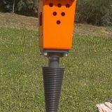 Spaccalegna a vite  Per mini escavatore svcme130