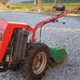 Motocoltivatore Fort 14hp diesel