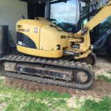 Escavatore  Caterpillar 308d