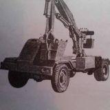 Escavatore d'epoca  Cofra