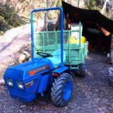 Trattore Goldoni  Transcar 38