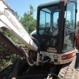 Mini escavatore  430 ag bobcat