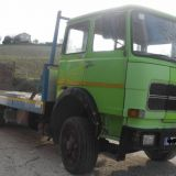 Camion Fiat Iveco 160 26 carrellone