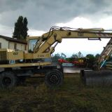 Escavatore  Caterpillar 212 b ft