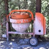 Betoniera  Giachi 250 litri