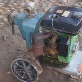 Motopompa  Intermotor benzina