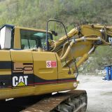 Escavatore cingolato  320bs caterpillar