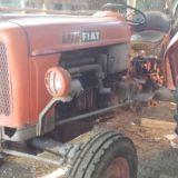 Trattore d'epoca Fiat 411 rv