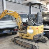Mini escavatore New holland E 18 sr