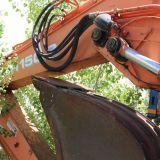 Escavatore cingolato  hitachi fh 150.3