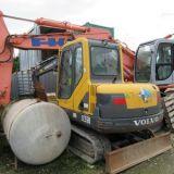 Escavatore cingolato Volvo Ec 55 b