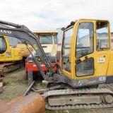 Escavatore cingolato Volvo Ec 35